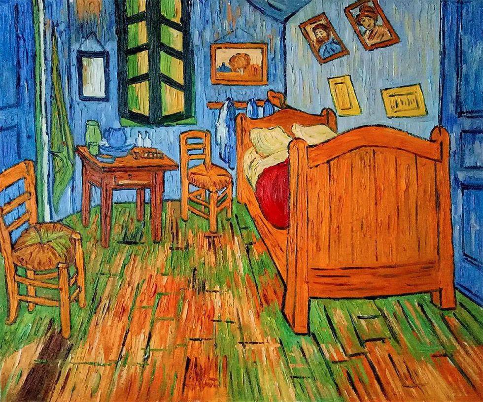 Lần đầu tiên xem tranh Van Gogh phiên bản số ở Việt Nam  - Ảnh 6.