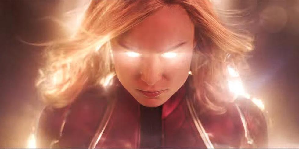 Xem Captain Marvel: phái đẹp gánh cả thế giới trên vai - Ảnh 1.