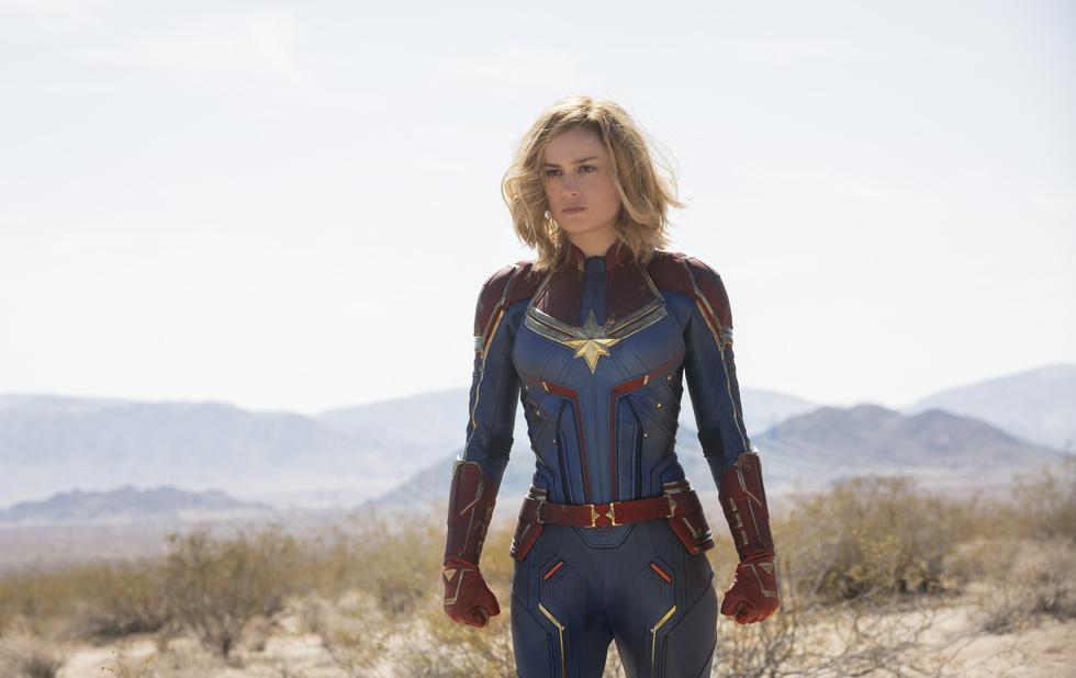 Xem Captain Marvel: phái đẹp gánh cả thế giới trên vai - Ảnh 5.