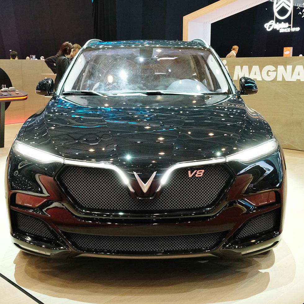 Xe VinFast Lux SA2.0 đầu tiên đã lăn bánh, sắp sản xuất hàng loạt - Ảnh 4.