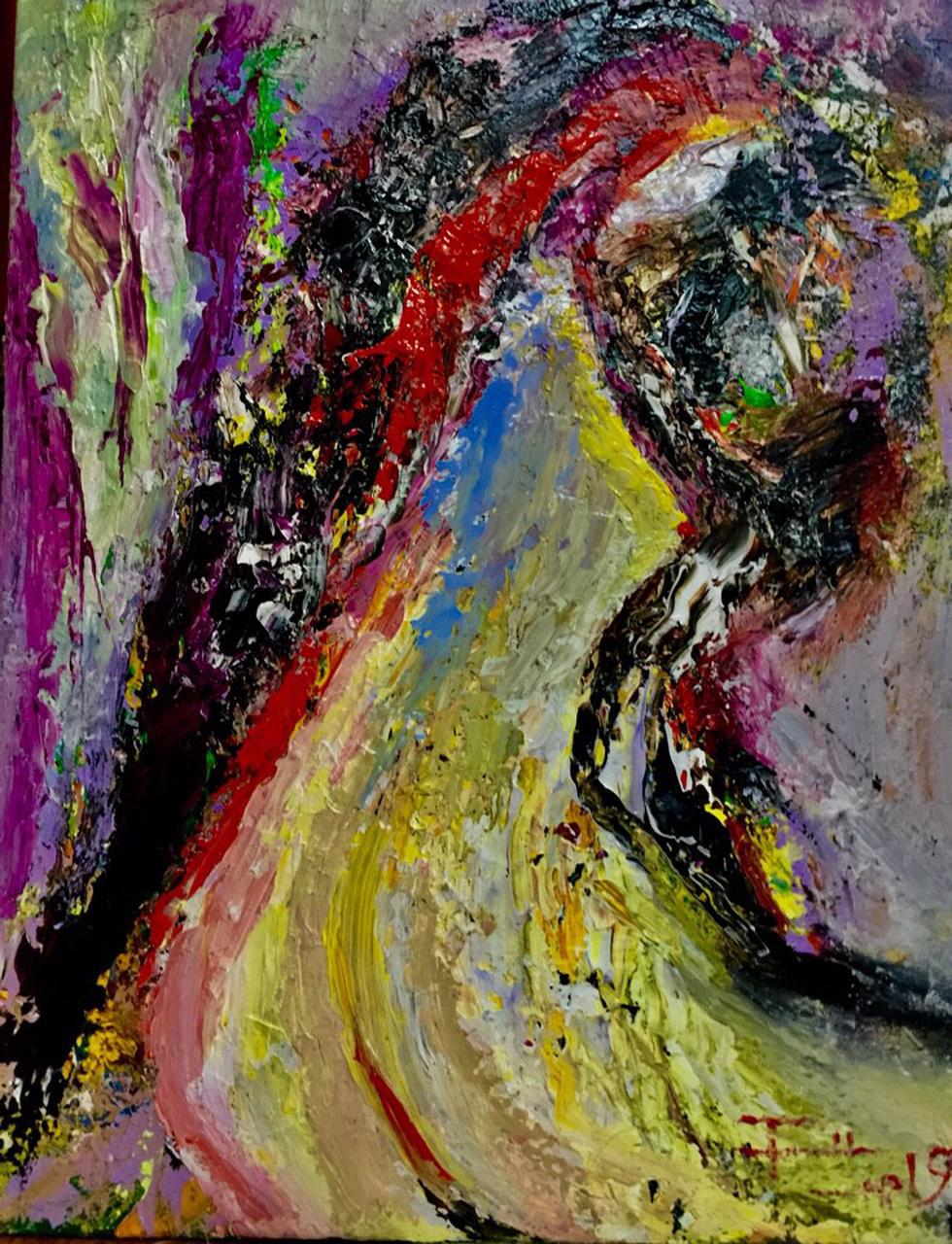 Lần đầu tiên dự án nghệ thuật khép kín: triển lãm nude Trang - Ảnh 4.
