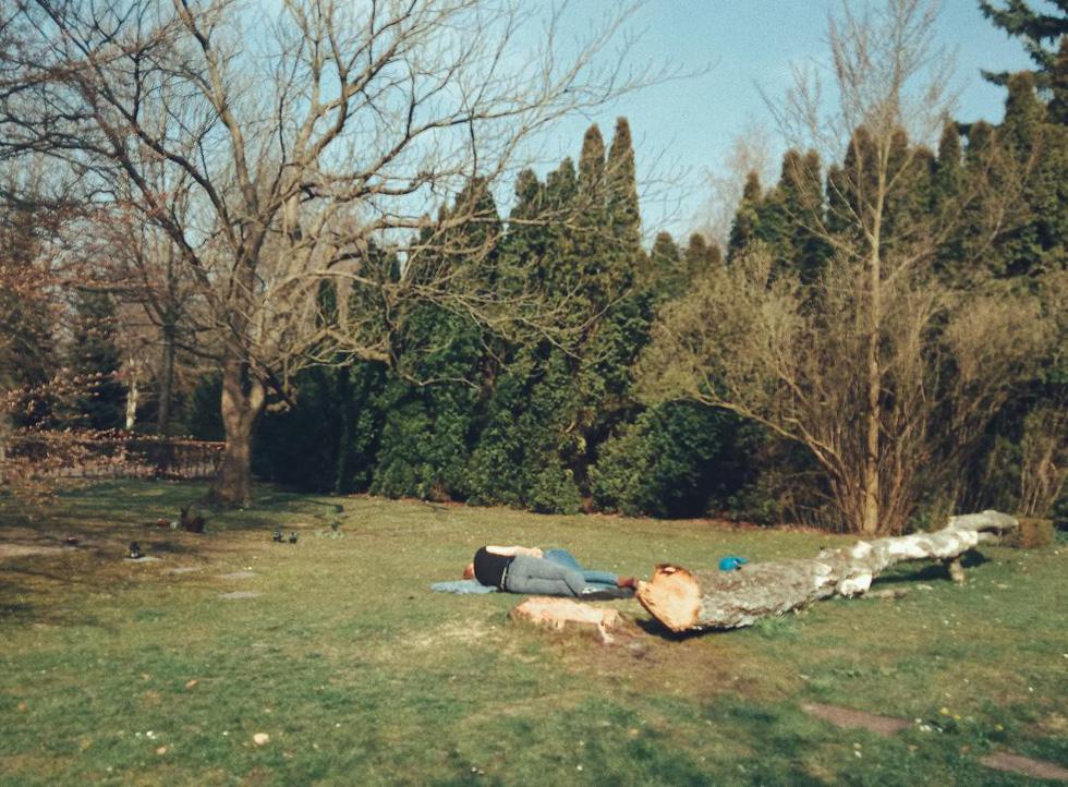 Hẹn hò, picnic, phơi nắng và cả... hôn nhau ở nghĩa trang - Ảnh 3.