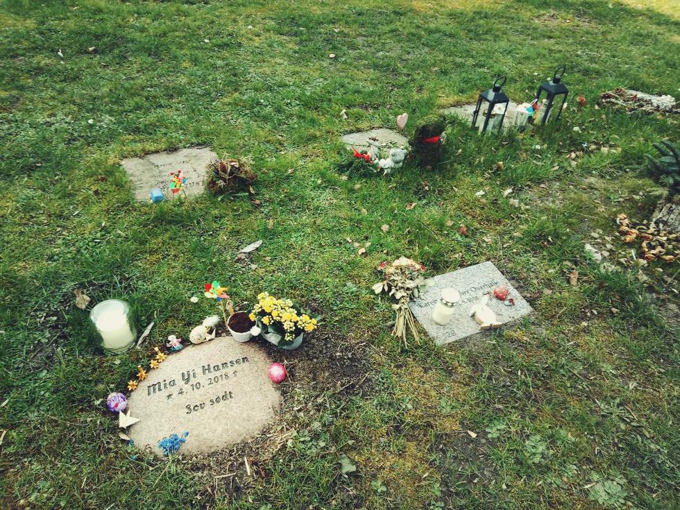 Hẹn hò, picnic, phơi nắng và cả... hôn nhau ở nghĩa trang - Ảnh 5.
