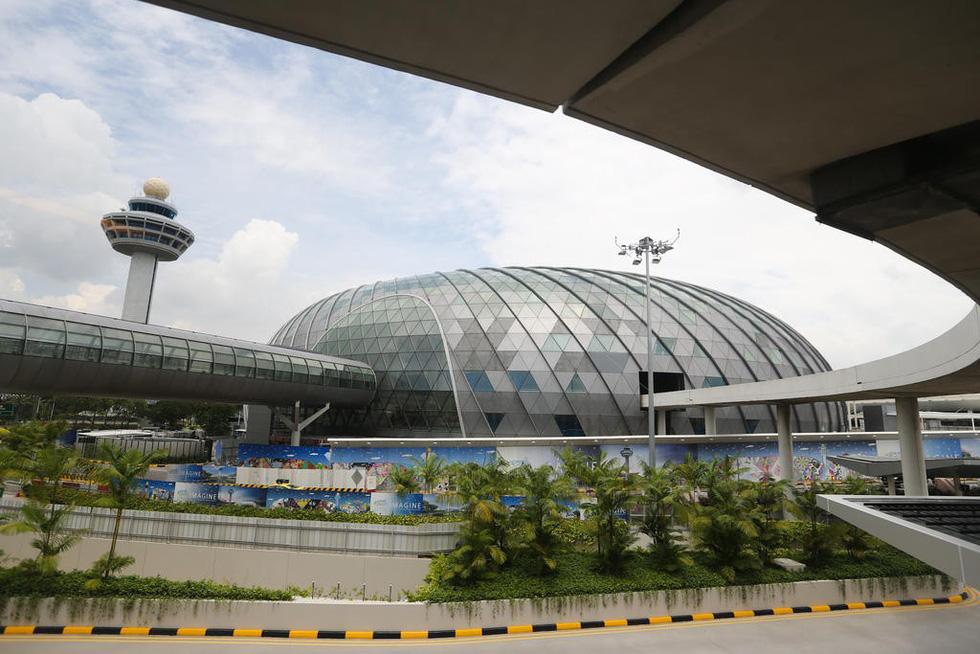 Nhà ga sân bay mà đẹp mộng mị như thiên đường - Ảnh 8.