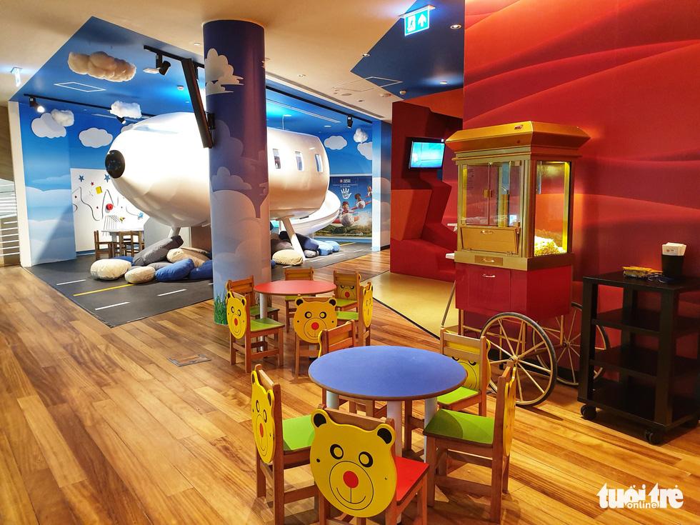 Phòng lounge rộng 5.600m2 trong siêu sân bay 12 tỉ USD của Thổ Nhĩ Kỳ - Ảnh 13.