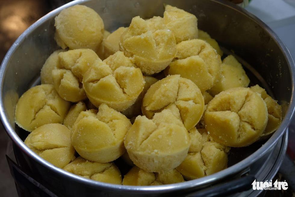 No cái bụng, đã con mắt với hơn 100 loại bánh ở Lễ hội Bánh dân gian Nam Bộ - Ảnh 10.