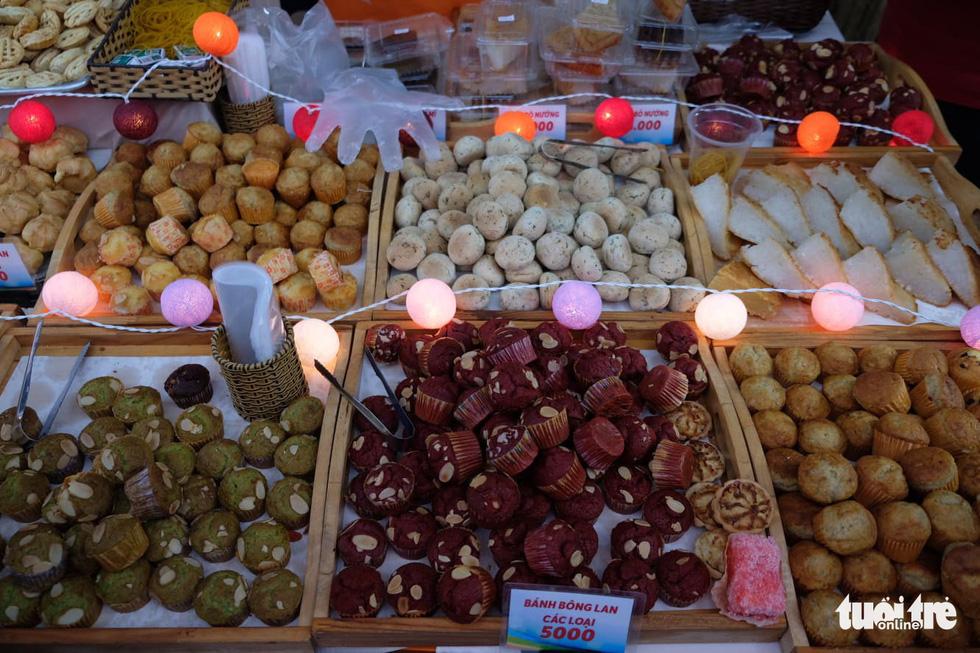 No cái bụng, đã con mắt với hơn 100 loại bánh ở Lễ hội Bánh dân gian Nam Bộ - Ảnh 12.