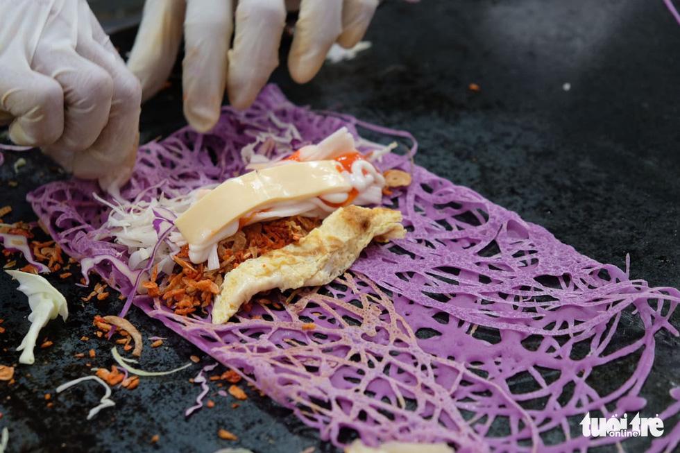 No cái bụng, đã con mắt với hơn 100 loại bánh ở Lễ hội Bánh dân gian Nam Bộ - Ảnh 21.