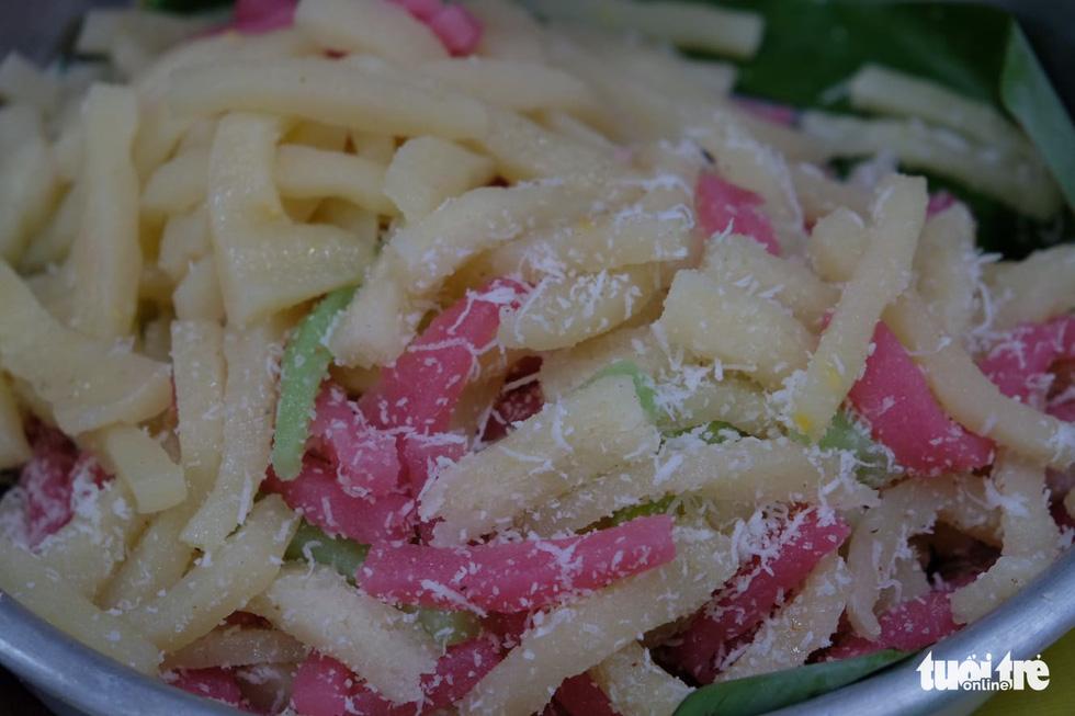 No cái bụng, đã con mắt với hơn 100 loại bánh ở Lễ hội Bánh dân gian Nam Bộ - Ảnh 24.