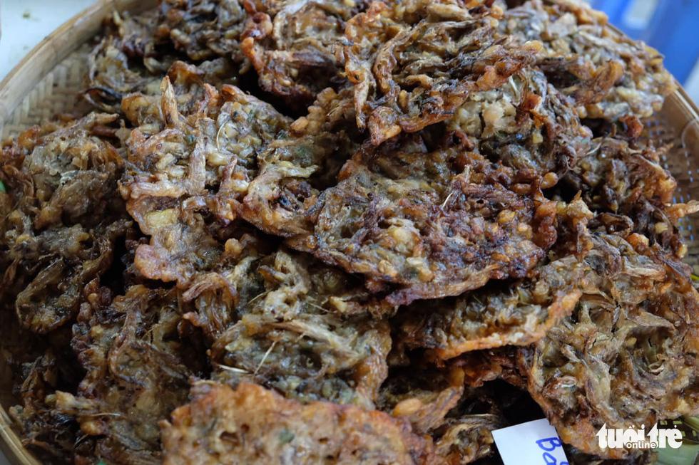 No cái bụng, đã con mắt với hơn 100 loại bánh ở Lễ hội Bánh dân gian Nam Bộ - Ảnh 11.
