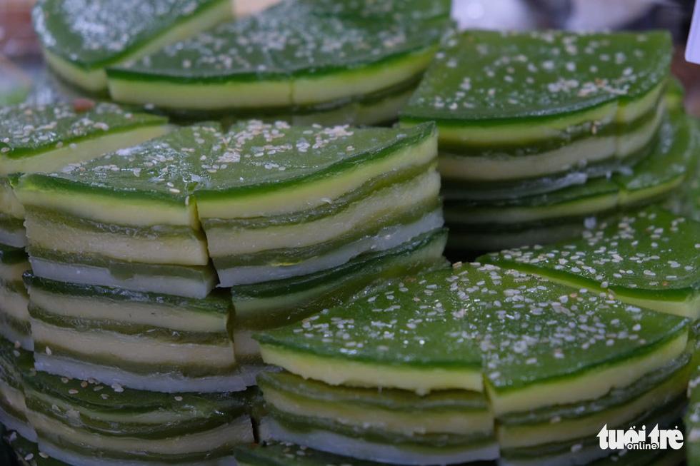 No cái bụng, đã con mắt với hơn 100 loại bánh ở Lễ hội Bánh dân gian Nam Bộ - Ảnh 14.