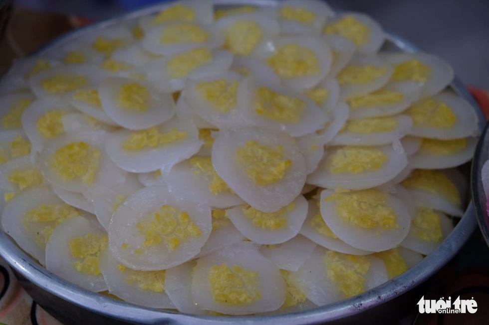No cái bụng, đã con mắt với hơn 100 loại bánh ở Lễ hội Bánh dân gian Nam Bộ - Ảnh 19.