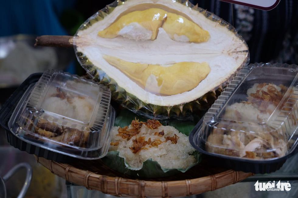 No cái bụng, đã con mắt với hơn 100 loại bánh ở Lễ hội Bánh dân gian Nam Bộ - Ảnh 17.