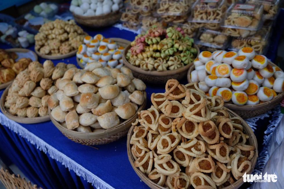 No cái bụng, đã con mắt với hơn 100 loại bánh ở Lễ hội Bánh dân gian Nam Bộ - Ảnh 23.