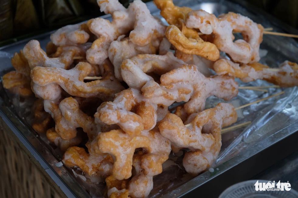 No cái bụng, đã con mắt với hơn 100 loại bánh ở Lễ hội Bánh dân gian Nam Bộ - Ảnh 4.