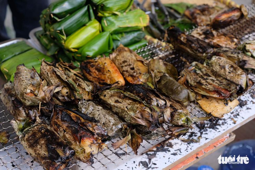 No cái bụng, đã con mắt với hơn 100 loại bánh ở Lễ hội Bánh dân gian Nam Bộ - Ảnh 22.