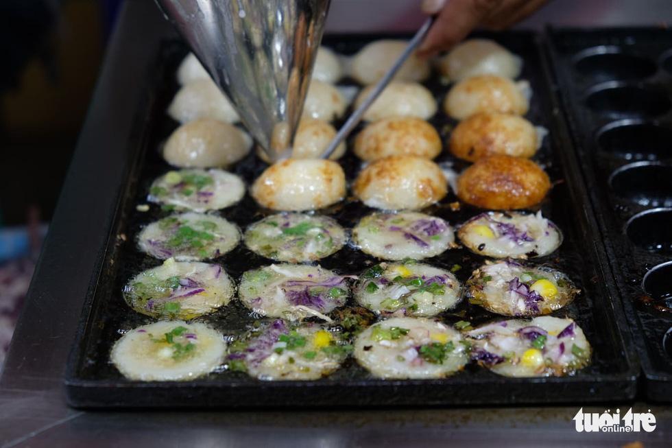 No cái bụng, đã con mắt với hơn 100 loại bánh ở Lễ hội Bánh dân gian Nam Bộ - Ảnh 16.