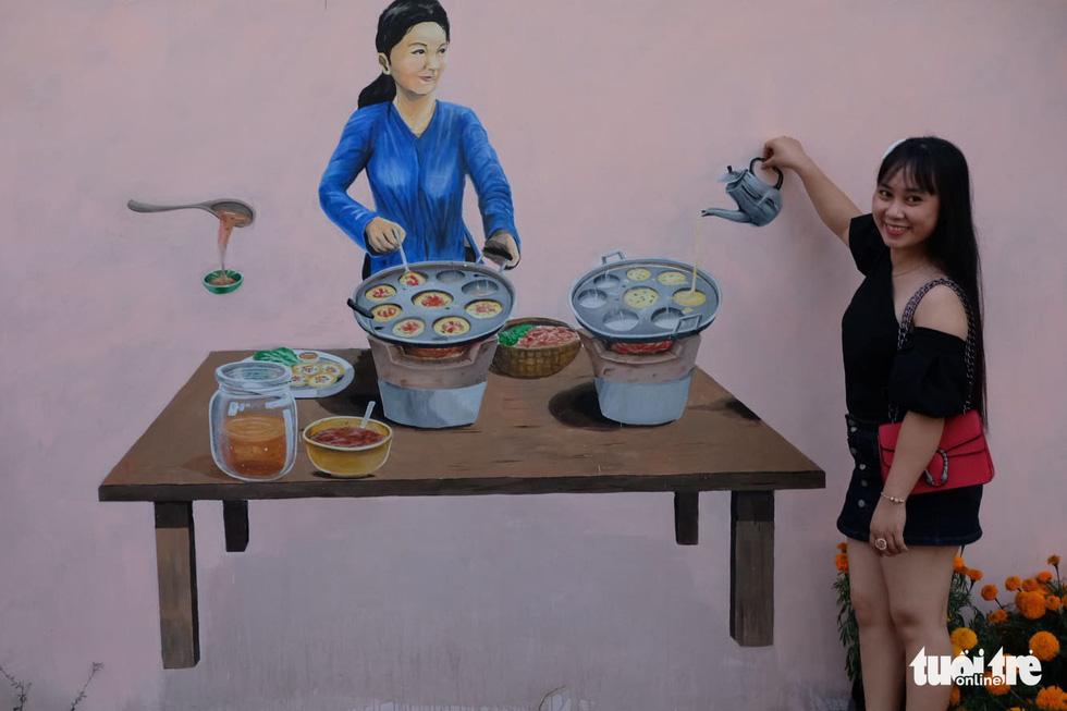 No cái bụng, đã con mắt với hơn 100 loại bánh ở Lễ hội Bánh dân gian Nam Bộ - Ảnh 26.