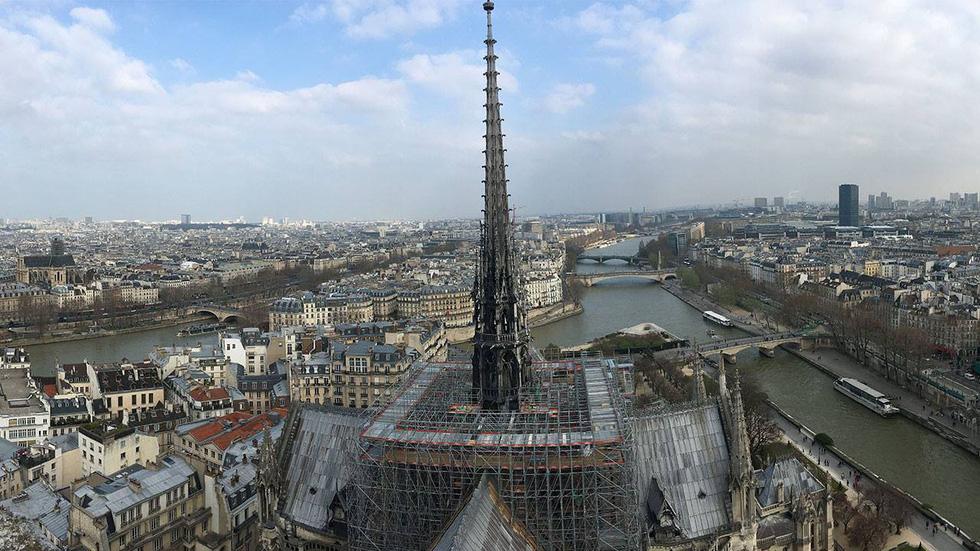 Nhà thờ Đức Bà Paris - biểu tượng hơn 850 năm của nước Pháp - Ảnh 6.