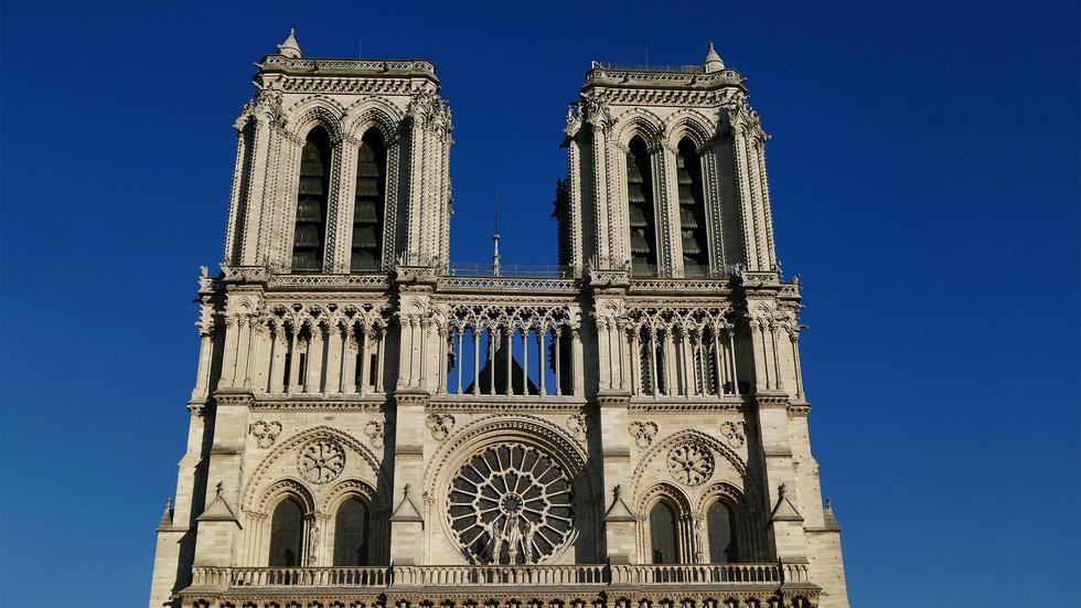 Nhà thờ Đức Bà Paris - biểu tượng hơn 850 năm của nước Pháp - Ảnh 7.