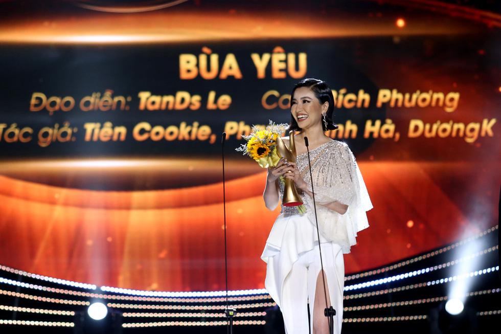 Cống hiến 2019: Gần hơn thị trường, Đông Nhi thắng giải Ca sĩ của năm - Ảnh 5.