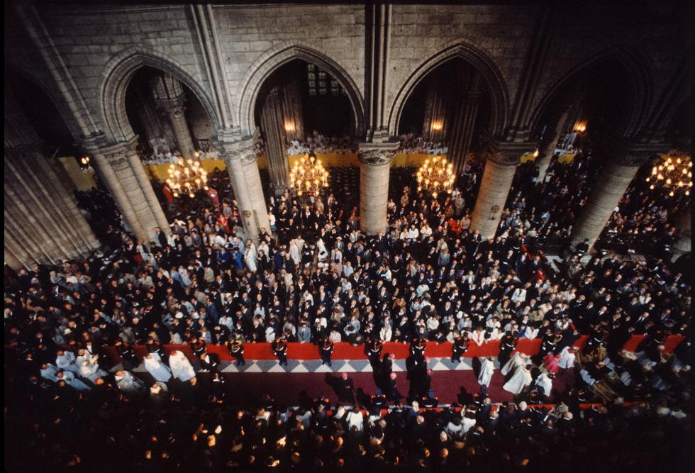 Nhìn lại Nhà thờ Đức Bà Paris qua các thời kỳ lịch sử - Ảnh 12.
