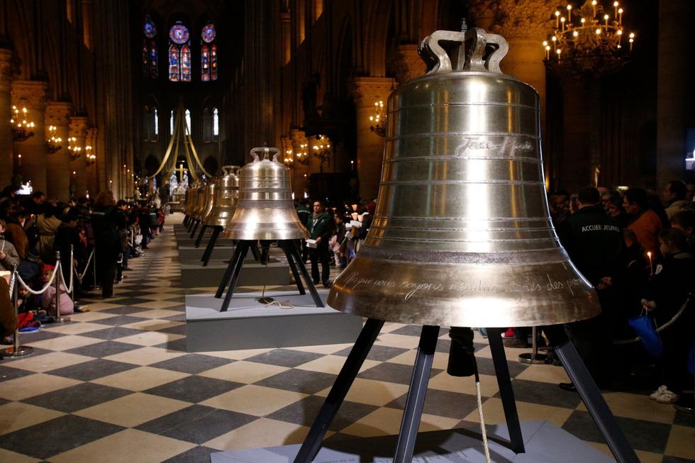 Nhìn lại Nhà thờ Đức Bà Paris qua các thời kỳ lịch sử - Ảnh 13.