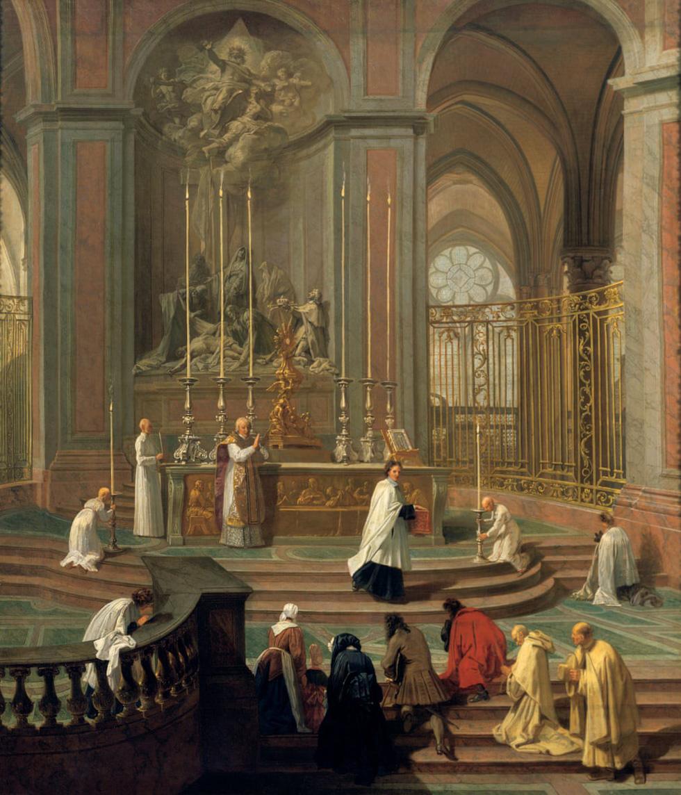 Nhìn lại Nhà thờ Đức Bà Paris qua các thời kỳ lịch sử - Ảnh 3.
