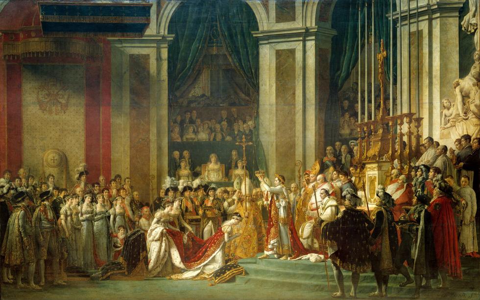 Nhìn lại Nhà thờ Đức Bà Paris qua các thời kỳ lịch sử - Ảnh 5.