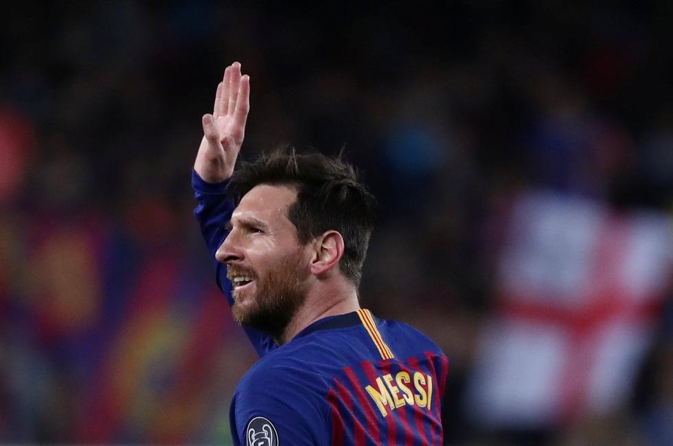 90 phút mang cảm xúc trái ngược của Messi và Ronaldo - Ảnh 9.