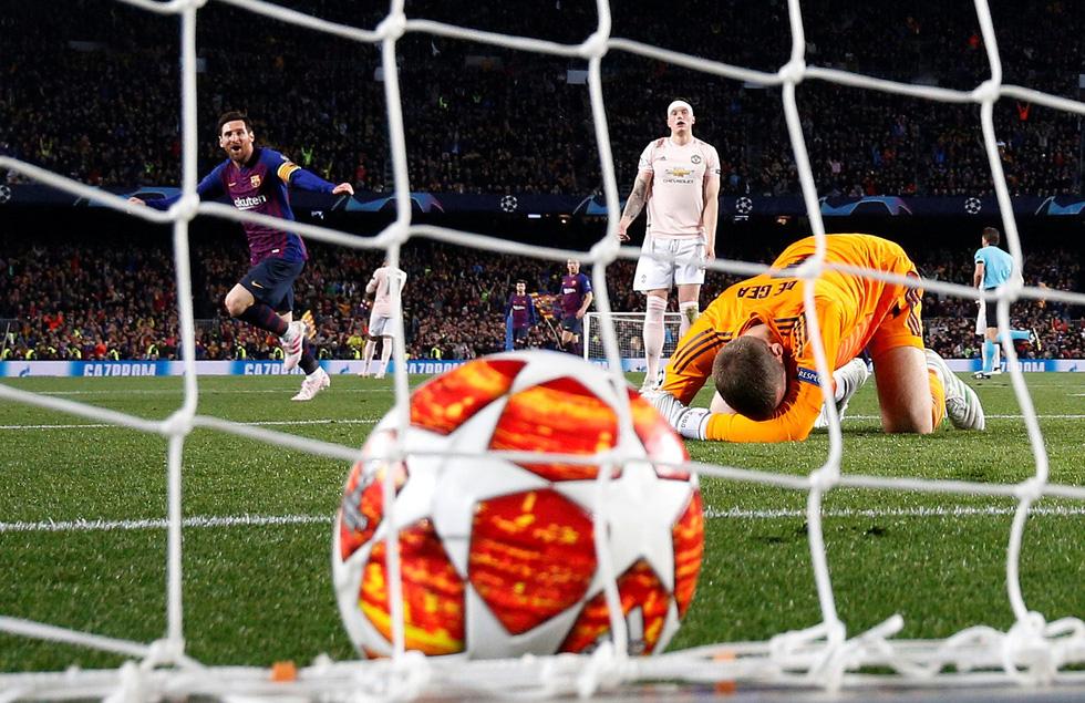 90 phút mang cảm xúc trái ngược của Messi và Ronaldo - Ảnh 3.
