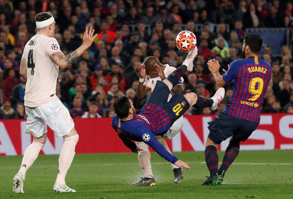 90 phút mang cảm xúc trái ngược của Messi và Ronaldo - Ảnh 7.
