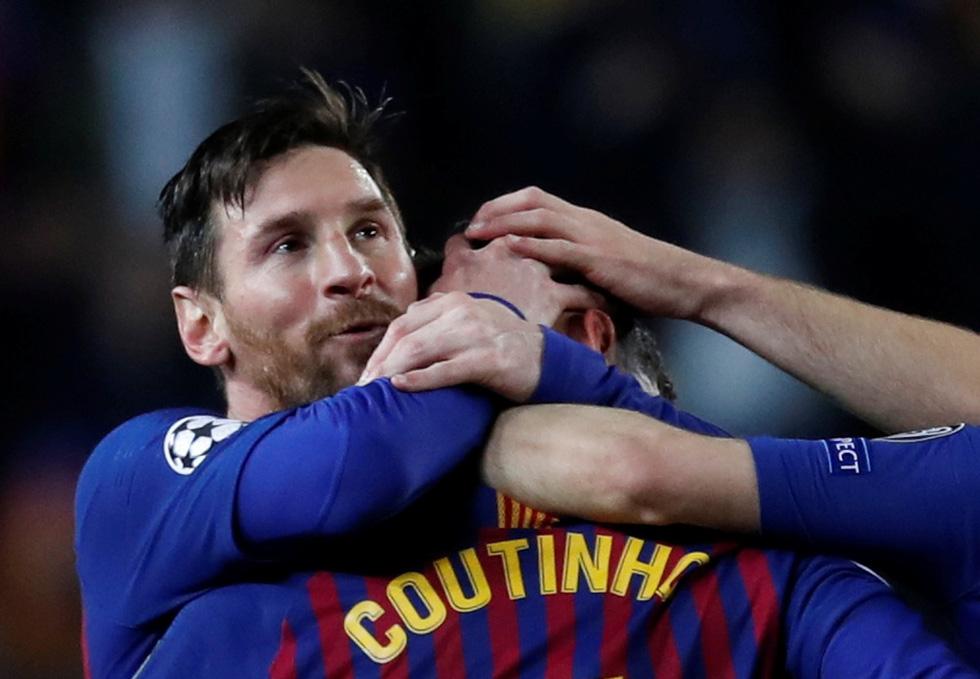 90 phút mang cảm xúc trái ngược của Messi và Ronaldo - Ảnh 5.