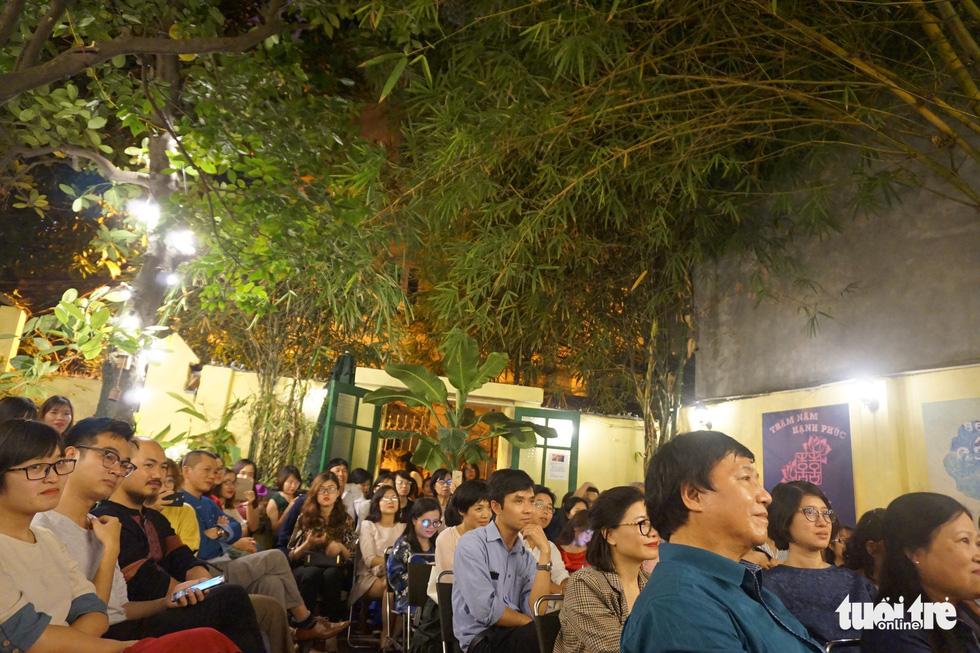 Hơn 350 người đọc Mây trắng của đời tôi mừng sinh nhật Lưu Quang Vũ - Ảnh 9.