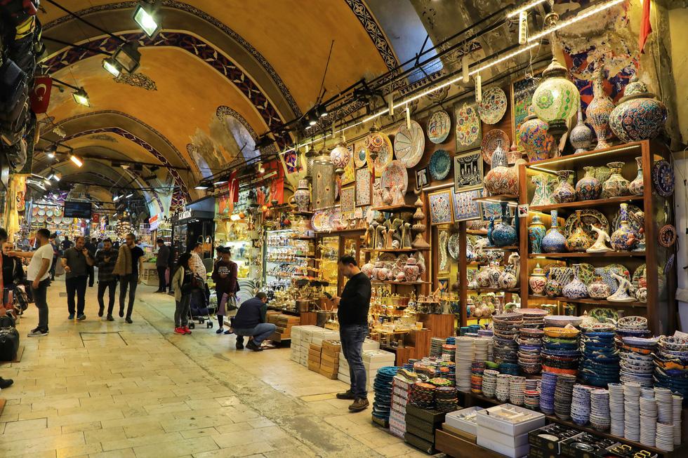 Đặc sản Thổ Nhĩ Kỳ khiến du khách mê mệt - Ảnh 7.