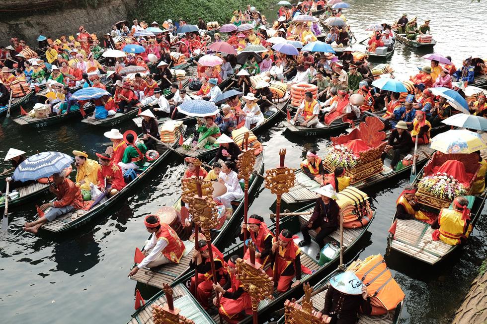 Sông núi hữu tình, hùng vĩ ở Lễ hội Tràng An 2019 - Ảnh 5.