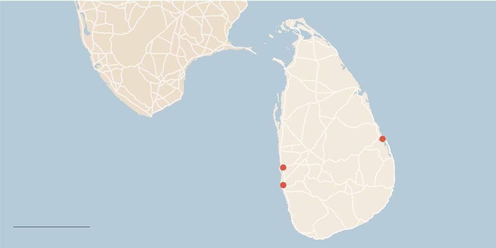 8 vụ đánh bom, 207 người chết 'máu chảy thành sông' tại Sri Lanka - Ảnh 2.