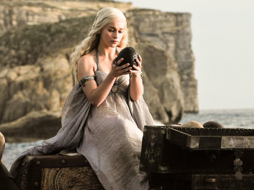 Mẹ của 3 con rồng trong Game of Thrones là ai? - Ảnh 6.