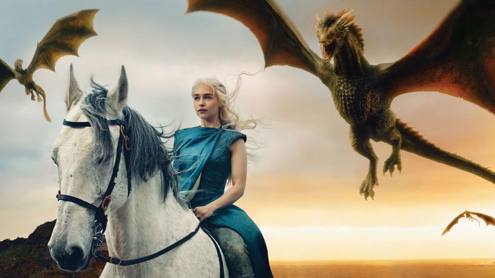 Mẹ của 3 con rồng trong Game of Thrones là ai? - Ảnh 4.
