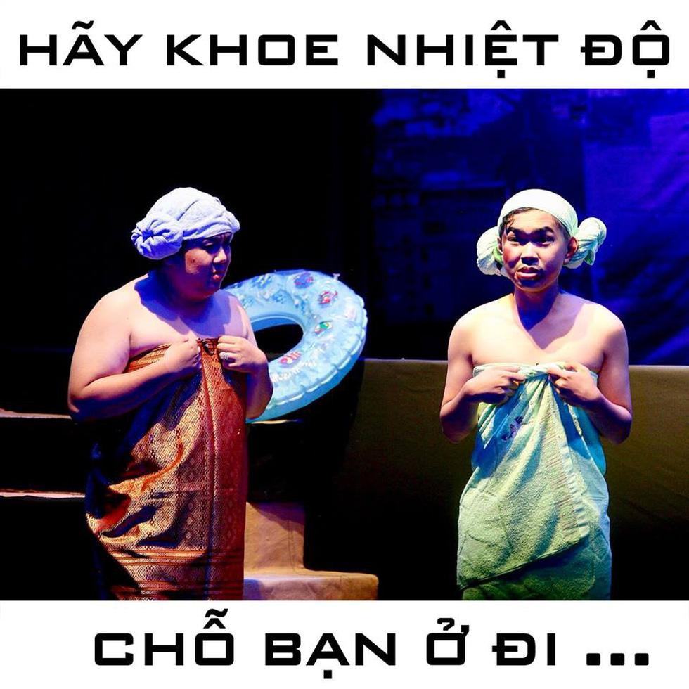 Dân mạng chế ảnh Sài Gòn nóng hầm hập không thua... nồi lẩu - Ảnh 5.
