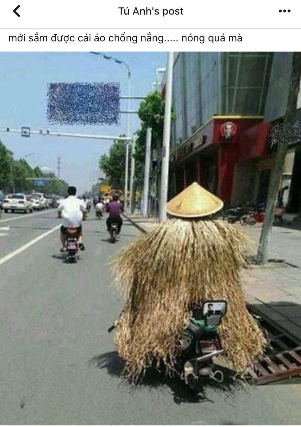 Dân mạng chế ảnh Sài Gòn nóng hầm hập không thua... nồi lẩu - Ảnh 13.