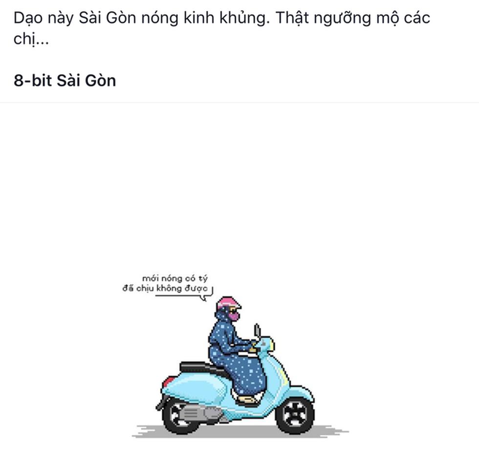 Dân mạng chế ảnh Sài Gòn nóng hầm hập không thua... nồi lẩu - Ảnh 14.