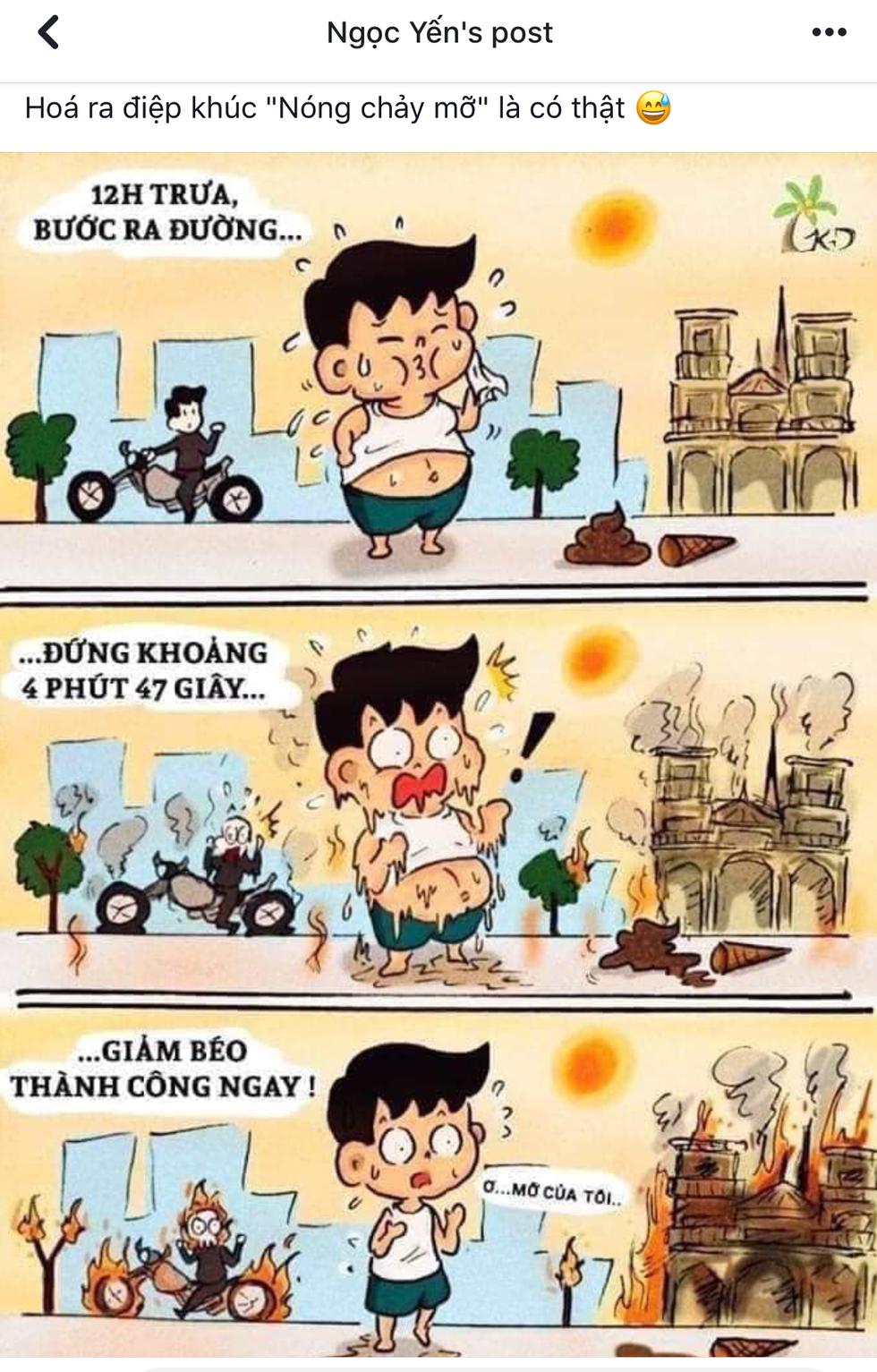 Dân mạng chế ảnh Sài Gòn nóng hầm hập không thua... nồi lẩu - Ảnh 21.