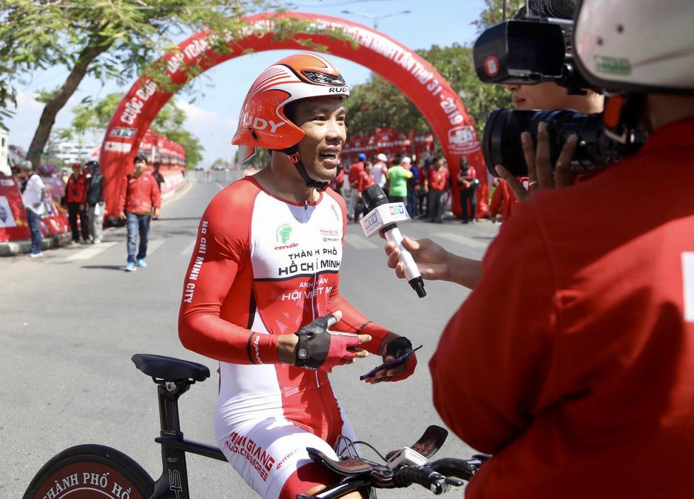 Nguyễn Trường Tài hồi sinh mạnh mẽ sau nghi án doping - Ảnh 3.