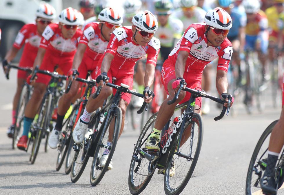 Nguyễn Trường Tài hồi sinh mạnh mẽ sau nghi án doping - Ảnh 2.