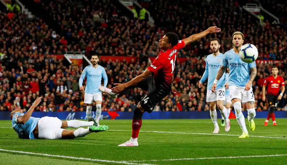 HLV Guardiola nhìn về chức vô địch sau trận derby Manchester - Ảnh 5.