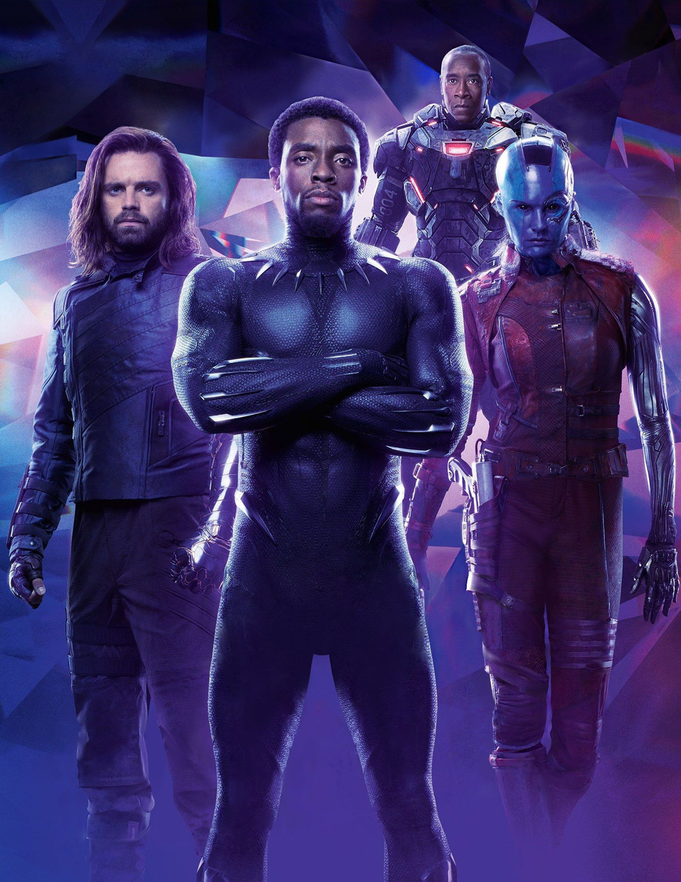 The Avengers: Endgame - Mãn nhãn mọi cung bậc điện ảnh! - Ảnh 4
