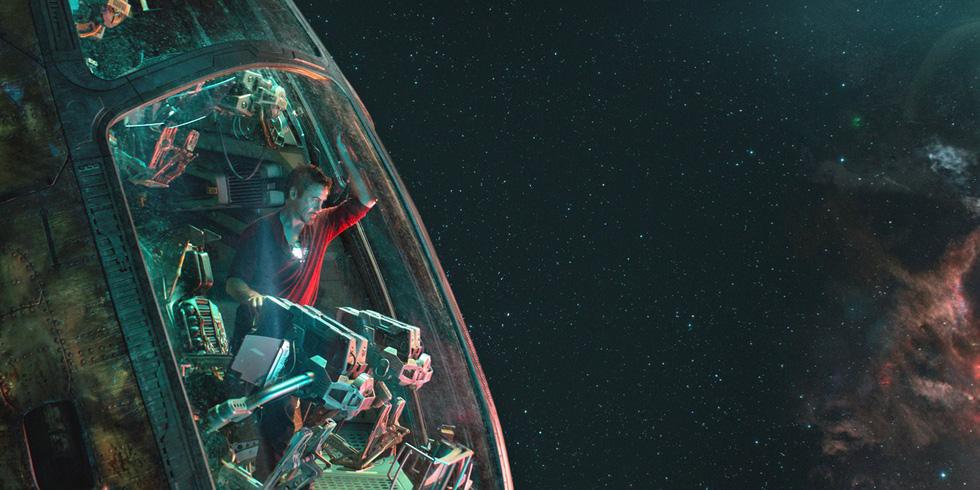 The Avengers: Endgame - Mãn nhãn mọi cung bậc điện ảnh! - Ảnh 1.