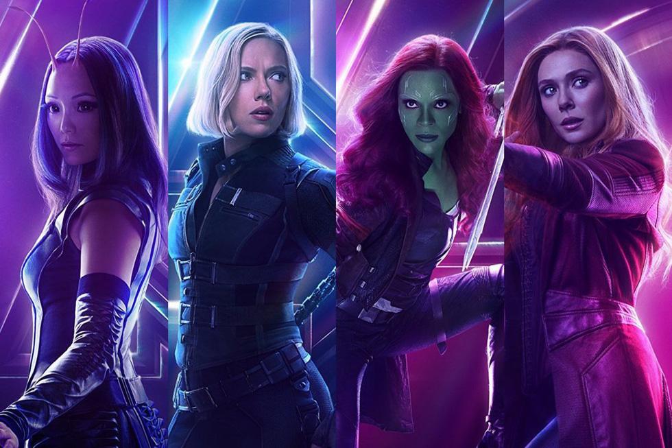 The Avengers: Endgame - Mãn nhãn mọi cung bậc điện ảnh! - Ảnh 5.