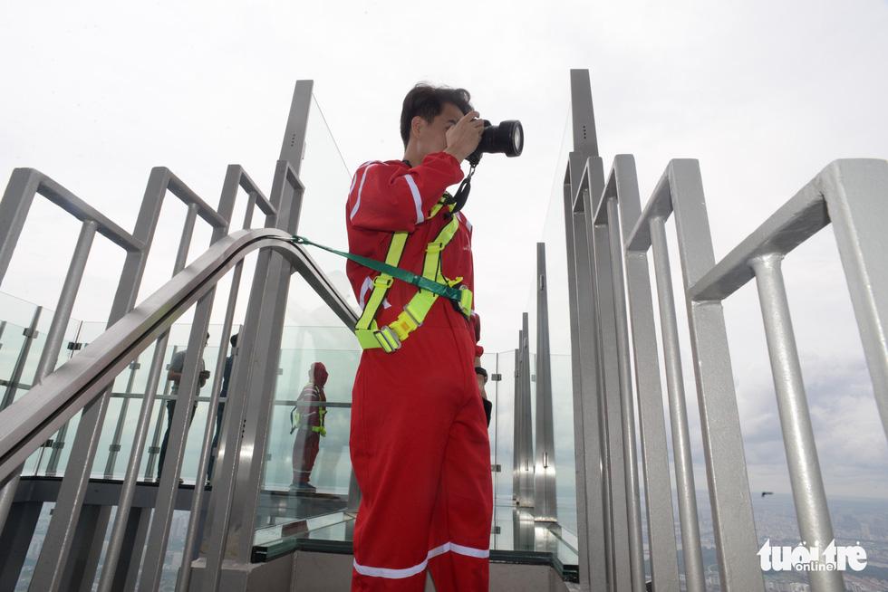 Khai trương đài quan sát trên Landmark 81 SkyView - Ảnh 9.